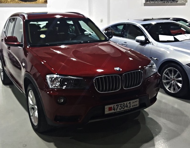 Bavaria Motors Bmw X3 2014